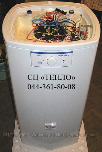Ремонт бойлера electrolux своими руками