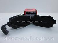 Тормозные колодки задние (диск) на Рено Мастер III 2010-> REMSA (Испания) 143901