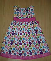 Платье летнее ZARA для девочки.