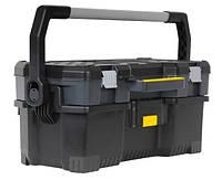 """Ящик для инструмента 24"""" со съемным кейсом, Stanley 1-97-506."""