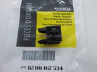 Крепление (фиксатор) внутренней обшивки потолка на Renault Trafic 01-> — Renault (оригинал) -  8200167534