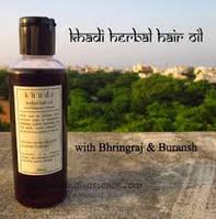 Шикакай масло Кхади, Khadi Herbal Shikakai Hair Oil, 210 мл