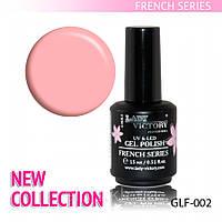 Гель-лак для французского маникюра GLF-002