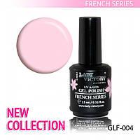 Гель-лак для французского маникюра GLF-004