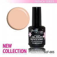 Гель-лак для французского маникюра GLF-005