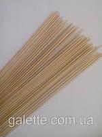 Палочки бамбуковые 15см(100шт)(код 00700)