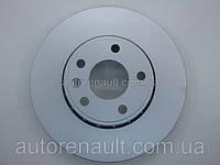 Тормозной диск передний на Рено Трафик 01> TEXTAR (Германия) 98200116001