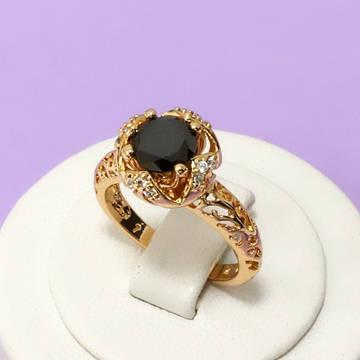 НОВИНКИ - позолоченные кольца