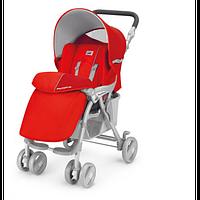 Детская прогулочная коляска Cam Portofino(красная)@