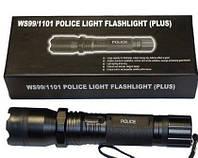 Электрошокер 1101 POLICE LIGHT FLASHLIGHT