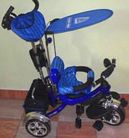 Детский трехколесный велосипед Lexus Trike KR 01 колесо надувное