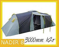 Палатка Presto Nadir 8 клеенные швы