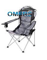 Кресло туристическое зонт Сamp