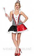 Карнавальный костюм Королева карт