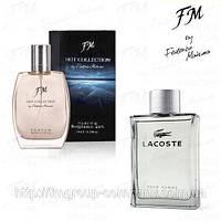 Духи для мужчин FM 57 аромат Lacoste Pour Homme (Лакост Пур) 50 мл Парфюмерия FM Group
