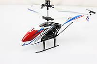 Лучшая игрушка для мальчика - радиоуправляемый вертолёт lishi toys l6028, пульт на 40 м, детям от 10 лет