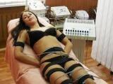 Миостимуляция; уменьшение объемов; лимфодренаж; аппаратная косметология; целлюлит