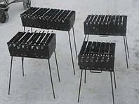 Раскладной мангал чемодан