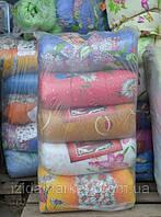 Силиконовое полуторное одеяло - ткань полиестр