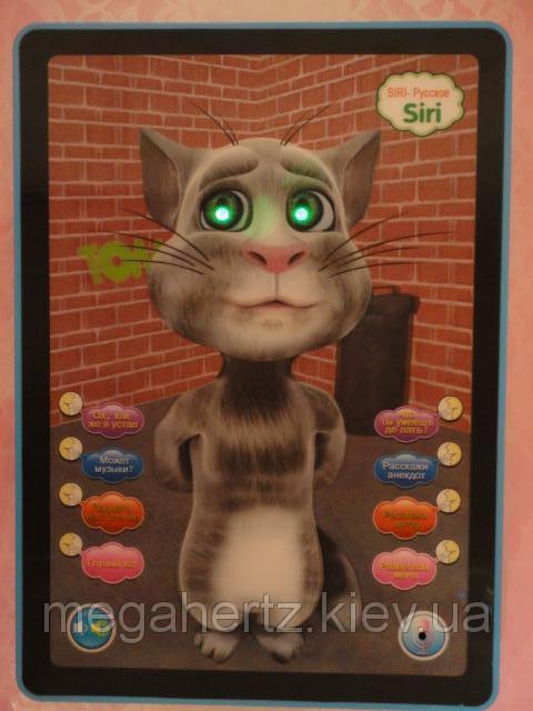 Детский планшет говорящий 3D Кот Том Talking Tom - Интернет — магазин электроники «MegaHertz» в Киеве