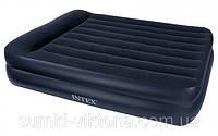 Надувная кровать Intex 66720,157*203*47см, без насоса