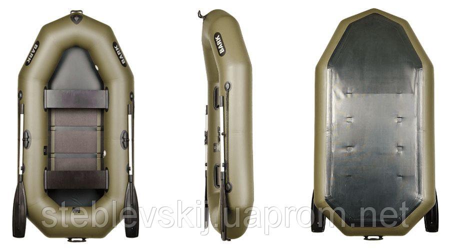 лодки барк производство днепропетровск