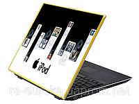 Защитные наклейки на нетбук, планшет, ноутбук