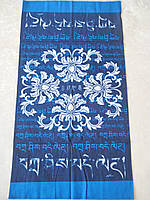 Летний бафф, buff, бесшовный шарф, бандана (#332)