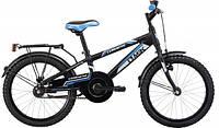 Велосипед детский MBK Comanche 16  черно синий
