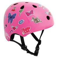 "Шлемы детские для катания на роликах SFR Girl""s sticker"