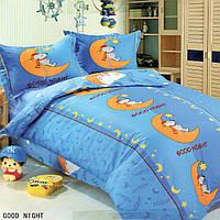 Постельное белье Le vele в детскую кроватку для новорожденных