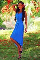 Шифоновое платье е142, фото 1