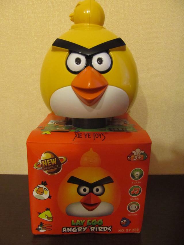 Отправить подарок angry birds 2