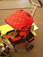 Велосипед трехколесный в пластике и резине, Super Trike