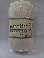 Пряжа для вязания  Бегония