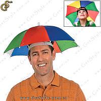 """Шапка-зонтик - """"Hat Umbrella"""""""