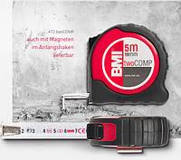 Рулетка измерительная 5 метров Two Comp, BMI