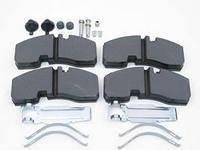 Тормозные колодки, барабаны, диски на МАН - MAN TGA M/L, XL, XXL, F90, L2000