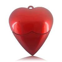 USB-флешка Красное Сердце 4 Гб.