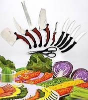 Набор ножей КОНТУР ПРО (Contour Pro Knives)+РЕЙКА  в подарок