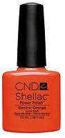 Гель-лак CND Shellac Electric Orange 7,3 мл