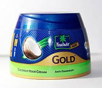Кокосовый крем для волос Parachute Gold Против перхоти, 140 мл
