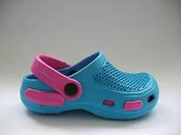 Пляжная обувь для девочек 26-29,32-33р