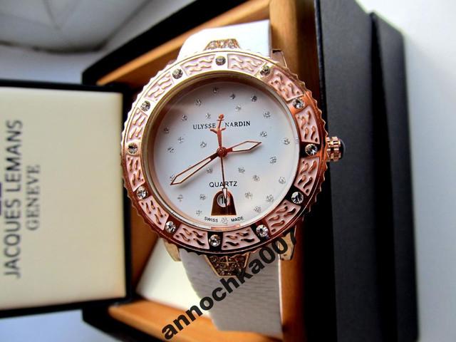 Ulysse Nardin - только оригинальные часы улисс нардин