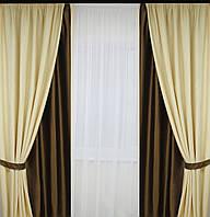 Шторы на окна  разные цвета
