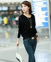 Красивый женский свитер, пуловер