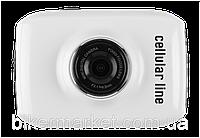 Видеокамера Interphone Mini Motion Camera LCD, белый