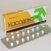 Касодекс табл. п/о 50 мг N 28
