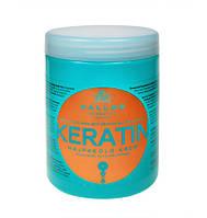 Маска для волос с кератином Kallos