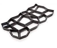 Форма пластиковая для тротуарных дорожек (L) 40х40х4 см
